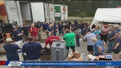 Tyson Foods Provides Relief from Hurricane Michael (fox)