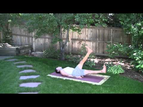 Core Yoga Strength for a Healthy Body & Mind