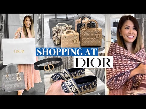CRAZY FOR DIOR! SHOPPING VLOG 🛍 2020 S/S NEW RELEASES With PRICES! Mel In Melbourne
