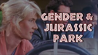 Saurian Cinema: Gender & Jurassic Park