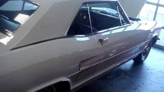 """1964 BUICK RIVIERA, CALLED """" ONE OF THE MOST BEAUTIFUL AMERICAN CARS EVER BUILT """""""