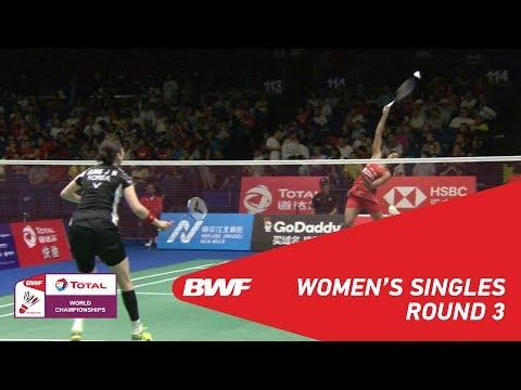 WS | SUNG Ji Hyun (KOR) [9] vs PUSARLA V. Sindhu (IND) [3] | BWF 2018