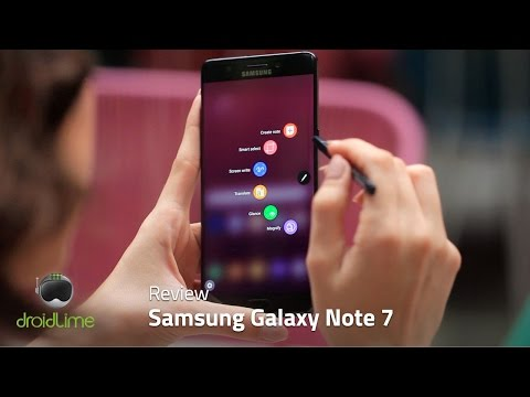 Samsung Galaxy Note 7 Review Indonesia