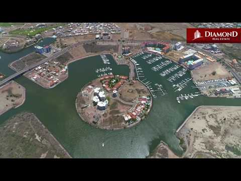 ISLA MAZATLAN, MARINA MAZATLAN, BY DIAMOND REAL ESTATE