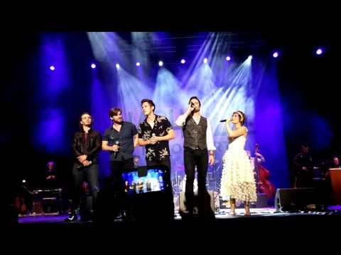 Cast of Nashville in Concert - A Life That's Good - Dublin Arena Ireland 20 June 2016