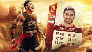 OMG THE PRINCE OF PERSIA! TOTS JAHANBAKSH THE BEST EREDIVISIE PLAYER! FIFA 18 ULTIMATE TEAM