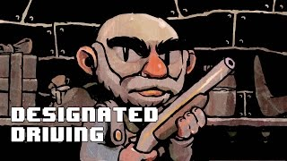 Spelunky - Designated Driving