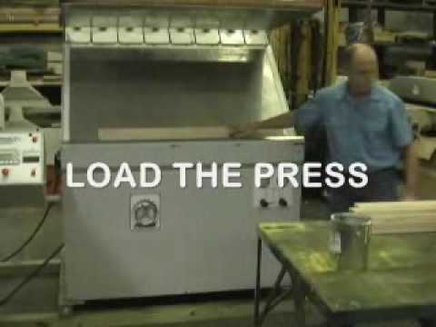 Radio Frequency Press From Ogden Group