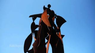 Sculptor Robert Sestok Brings the Art of Steel and Iron to Detroit
