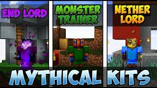 All Mythical Kits in Hypixel Skywars!