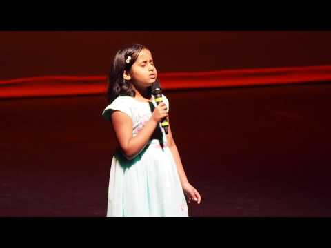 Avnita Sreenivasan Stand Up Comedy Routine - Dublin El's Got Talent 2017