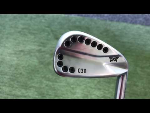 PXG 0311 Iron Review With Launch Monitor Data