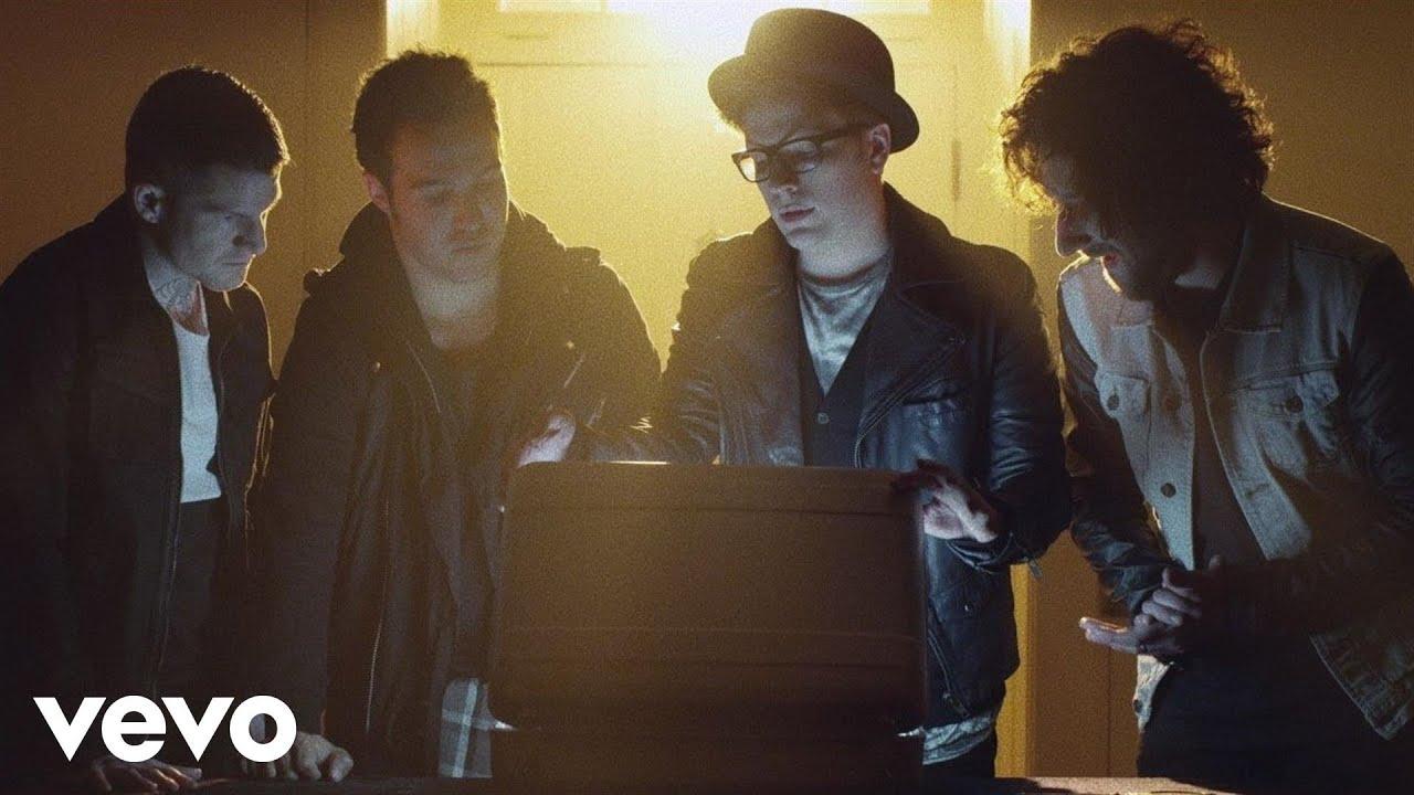 Fall Out Boy Wallpaper Desktop Fall Out Boy The Phoenix Official Video Part 2 Of 11