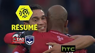 Video Gol Pertandingan Guingamp vs Bordeaux