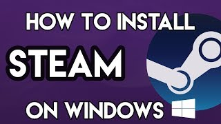 Gambar cover How to Download and Install Steam on Windows 10 for FREE