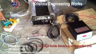 KEW Electronics Line Web Guiding Systems Servicing for Imported Unit