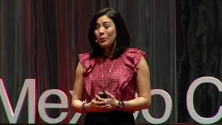 El poder de soñar en grande | Rocio Medina | TEDxMexicoCity