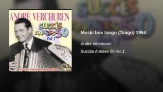Music box tango (Tango) 1954
