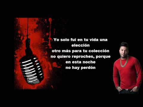 Chacal - Culpables (letra)