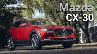 Mazda CX-30 2020 - Fabricada en México, conoce precios y versiones | Autocosmos Video