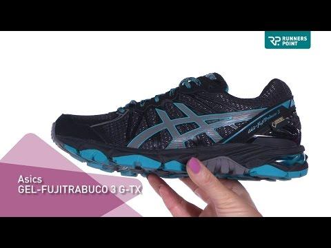 ASICS Gel Fujitrabuco 3 G Tx 44 EU T4E3N 9097 Herren Outdoor