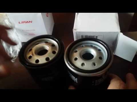 видео: Набор аксессуаров для ТО lifan x60