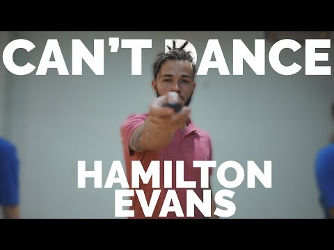Meghan Trainor - Can't Dance | Hamilton Evans Choreography