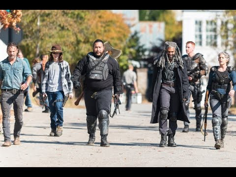 The Walking Dead Season 8 Promo 'Prepare to Defend'