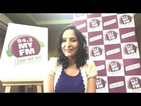 RJ Archana on DCB Bank Ahmedabad Go Green Marathon!