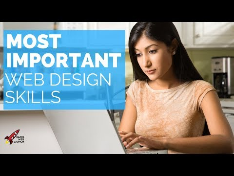 10 Web Design Skills You NEED to Have as a Web Designer