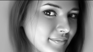 How to Paint a Pretty Face - Portrait Painting