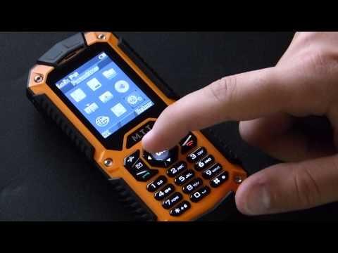 Test Du Téléphone Tout Terrain MTT Protection 2G