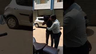 Royal Enfield surprise gift to DAD