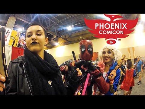 Phoenix Comicon 2016 - We Love Cosplay