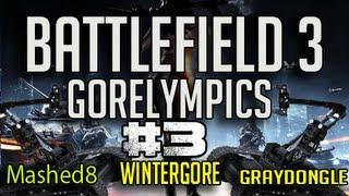 Olympics - Episode 3 | ft Graydongle (Battlefield Chess, Sniper War)