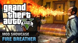 vuclip GTA 5 PC - Firebreather [Mod Showcase]