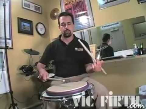 Hybrid Rudiment: Herta / Vic Firth Educational Series