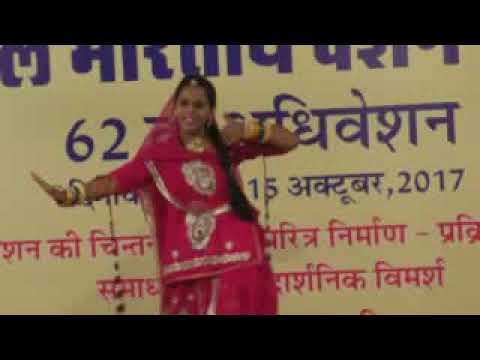 Dr. Ram Akela 's Rajasthani Folk art cultural event