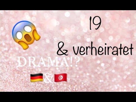 Deutsches Mädchen 19 Jahre alt ~ verheiratet mit Tunesier (Geschichte / Visum / Hochzeit)