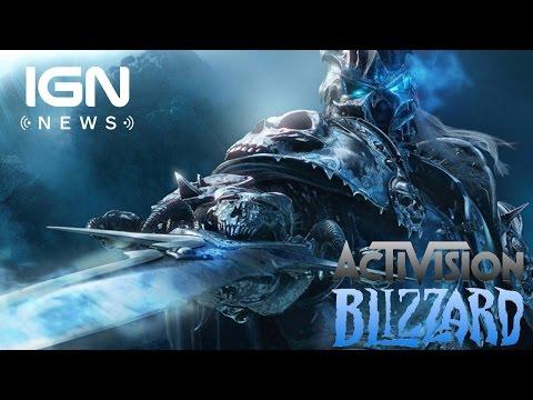 Activision Blizzard Announces New Esports Division - IGN News