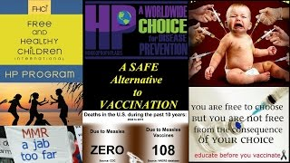 HUMANITY vs INSANITY - #49 : The Case for NON-VACCINATION