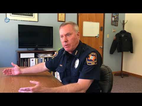 UTPD Police Chief discusses Austin bombings