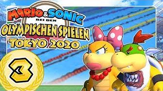 MARIO & SONIC BEI DEN OLYMPISCHEN SPIELEN: TOKYO 2020 🥇 #3: Der gestohlenen Spielekonsole hinterher