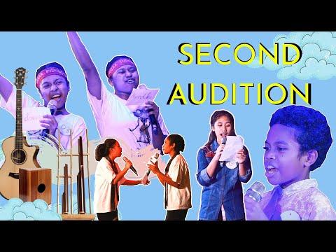 Audisi Kedua Persiapan Bulan Okober