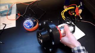 3d Printed Electric Supercharger Part 2 - Hits 5psi Boost ! - Edward