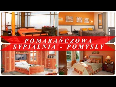 Pomarańczowa Sypialnia Pomysły Youtube