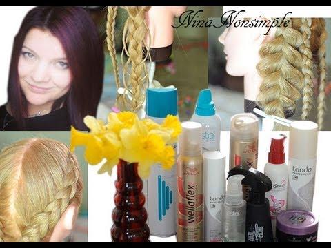 Плетение кос чем обрабатывают волос