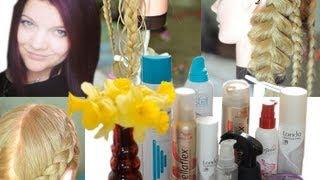 Чем обрабатывать волосы при плетении кос: разные средства - разные эффекты / Nina Nonsimple(, 2013-04-13T19:05:32.000Z)