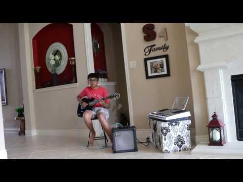 Hamsa Naava (Baahubali 2)- Guitar Performance
