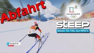 Steep | Die Olympische Abfahrt | Steep Gameplay • Deutsch • German